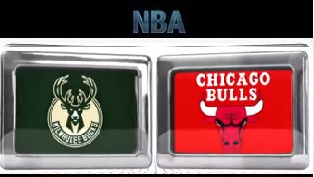 Milwaukee Bucks vs Chicago Bulls - Jan 05, 2016