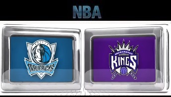Sacramento Kings vs Dallas Mavericks - Jan 05, 2016