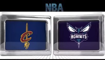 Cleveland Cavaliers vs Charlotte Hornets - Feb 3, 2016