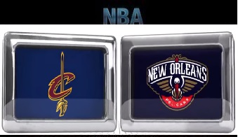Cleveland Cavaliers vs New Orleans Pelicans - Feb 6, 2016