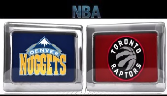 Denver Nuggets vs Toronto Raptors - Feb 1, 2016