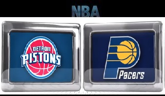 Detroit Pistons vs Indiana Pacers - Feb 6, 2016