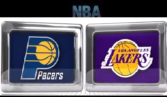 Los Angeles Lakers vs Indiana Pacers - Feb 8, 2016