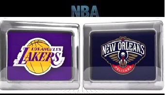 Los Angeles Lakers vs New Orleans Pelicans - Feb 4, 2016