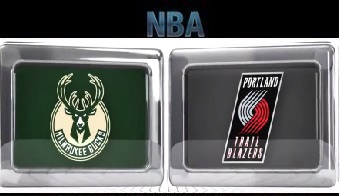 Milwaukee Bucks at Portland Trail Blazers - Feb 2, 2016