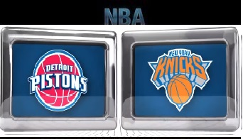New York Knicks vs Detroit Pistons - Feb 4, 2016