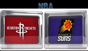 Phoenix Suns vs Houston Rockets - Feb 19, 2016