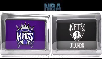 Sacramento Kings vs Brooklyn Nets - Feb 5, 2016