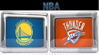 WCF Game 2: Oklahoma City Thunder vs Golden State Warriors  – May 18, 2016
