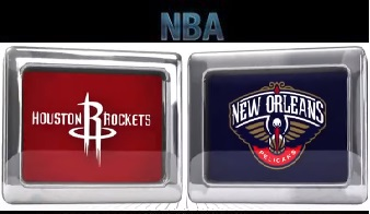 New Orleans Pelicans vs Houston Rockets - Mar 02, 2016