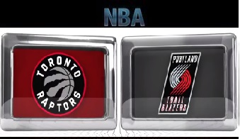 Toronto Raptors vs Portland Trail Blazers - Mar 04, 2016