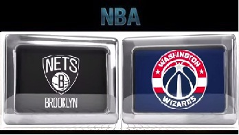 Brooklyn Nets vs Washington Wizards