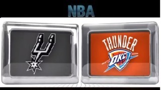 WCS Game 6: San Antonio Spurs vs Oklahoma City Thunder – May 12, 2016