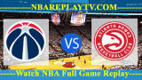Game 2 – Atlanta Hawks vs Washington Wizards – Apr 19, 2017