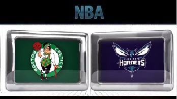 Charlotte Hornets vs Boston Celtics