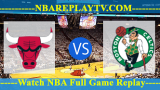 Game 2 – Chicago Bulls vs Boston Celtics – Apr 18, 2017