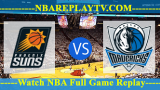 Dallas Mavericks vs Phoenix Suns – DEC-13-2018
