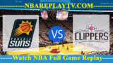 LA Clippers vs Phoenix Suns – DEC-10-2018