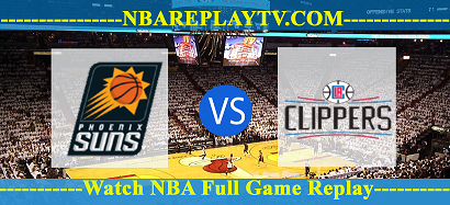 LA Clippers vs Phoenix Suns 03 Jan 2021 Replays Full Game