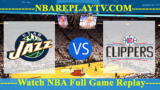 Utah Jazz vs LA Clippers – APR-10-2019