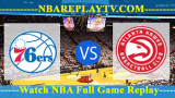 Philadelphia 76ers vs Atlanta Hawks – APR-03-2019