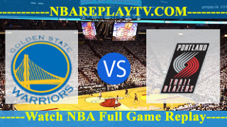 Game 1: Portland Trail Blazers vs Golden State Warriors – Apr 16, 2017