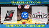 Portland Trail Blazers vs LA Clippers – DEC-17-2018
