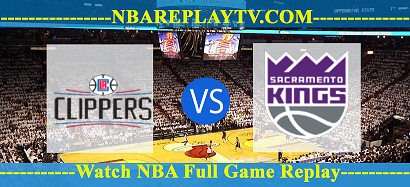 NBA SL 2019 Sacramento Kings vs Los Angeles Clippers  July 11, 2019
