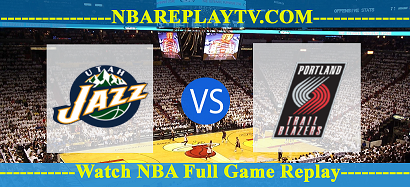Utah Jazz vs Portland Trail Blazers  23 Dec 2020 Replays Full Game