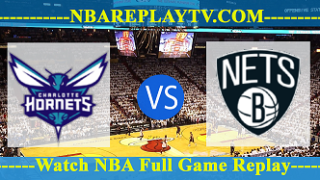 Brooklyn Nets vs Charlotte Hornets – FEB-23-2019