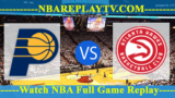 Indiana Pacers vs Atlanta Hawks – APR-10-2019