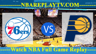 Indiana Pacers vs Philadelphia 76ers – Nov 09, 2016