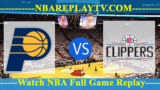 Indiana Pacers vs LA Clippers – MAR-19-2019