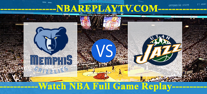 Memphis Grizzlies vs Utah Jazz