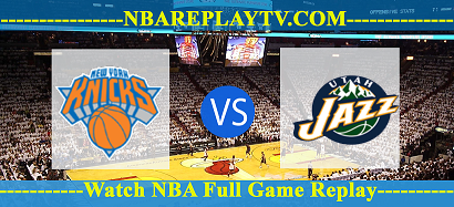 New York Knicks vs Utah Jazz 04 -03 – 2020