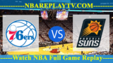 Philadelphia 76ers vs Phoenix Suns – July 12, 2018