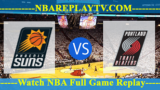 Portland Trail Blazers vs Phoenix Suns – Oct 03, 2017