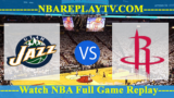Utah Jazz vs Houston Rockets 20 Apr 2019