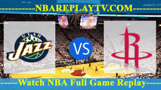 Houston Rockets vs Utah Jazz  APR-14-2019