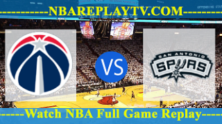San Antonio Spurs vs Washington Wizards – APR-05-2019