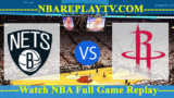 Brooklyn Nets vs Houston Rockets – JAN-16-2019