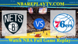 Philadelphia 76ers vs Brooklyn Nets 23 Apr 2019