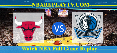 Dallas Mavericks vs Chicago Bulls
