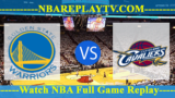 Cleveland Cavaliers vs Golden State Warriors – APR-05-2019