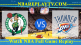 Minnesota Timberwolves vs Boston Celtics – Dec 01, 2018