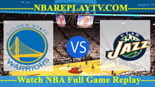 Game 4 – Golden State Warriors vs Utah Jazz – May 08, 2017