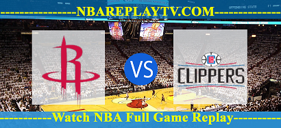 Houston Rockets vs Los Angeles Clippers