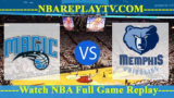 Orlando Magic vs Memphis Grizzlies – Oct 02, 2017