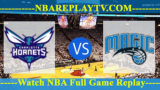 Charlotte Hornets vs Orlando Magic – FEB-14-2019
