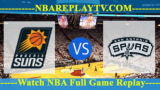 Phoenix Suns vs San Antonio Spurs – DEC-11-2018